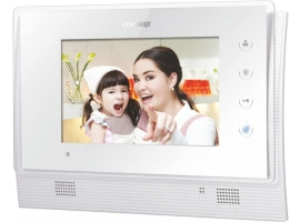 COMMAX Monitor CDV-70U white